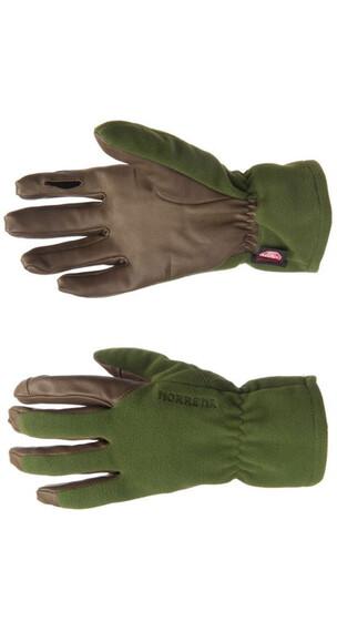 Norrøna Finnskogen Windstopper Gloves Green (3308)
